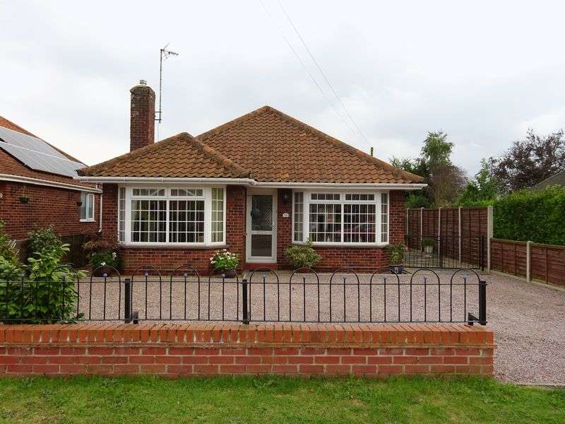3 Bedrooms Detached Bungalow for sale in Heath Crescent, Hellesdon, Norwich