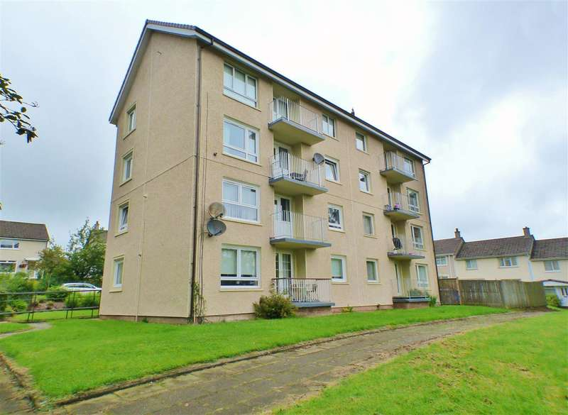 2 Bedrooms Apartment Flat for sale in Wingate Drive, Calderwood, EAST KILBRIDE