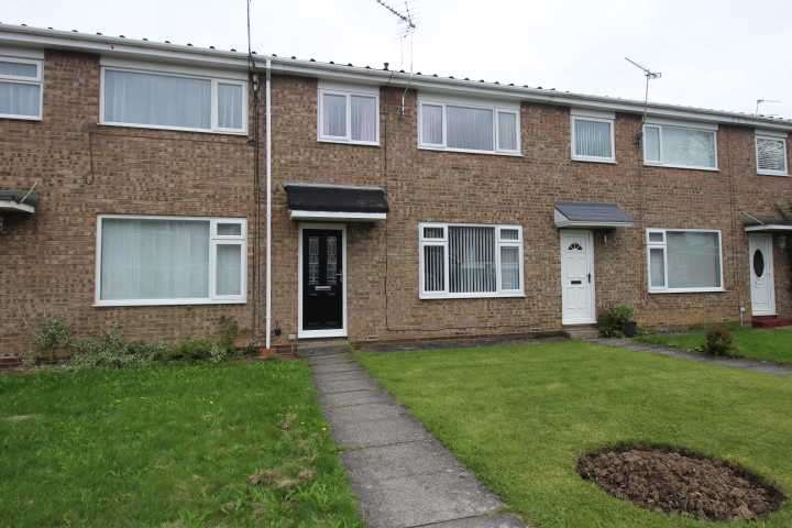 3 Bedrooms Terraced House for sale in Tiverton Place, Parkside Grange, Cramlington