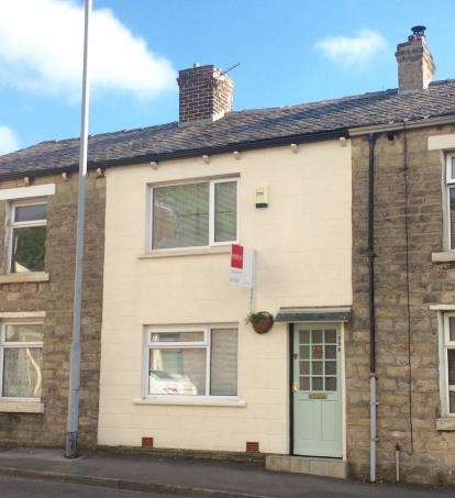 2 Bedrooms Terraced House for sale in Shear Brow, Blackburn, Lancashire