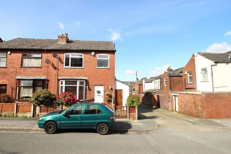 3 Bedrooms Semi Detached House for sale in Somerville Street, Bolton, BL1