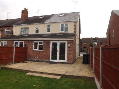 4 Bedrooms End Of Terrace House for sale in Camelot Street, Ruddington, Nottingham, Nottinghamshire