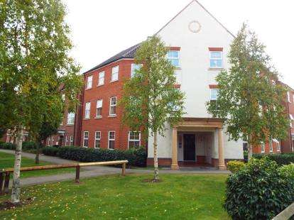 2 Bedrooms Flat for sale in Larchmont Road, Leicester, Leicestershire