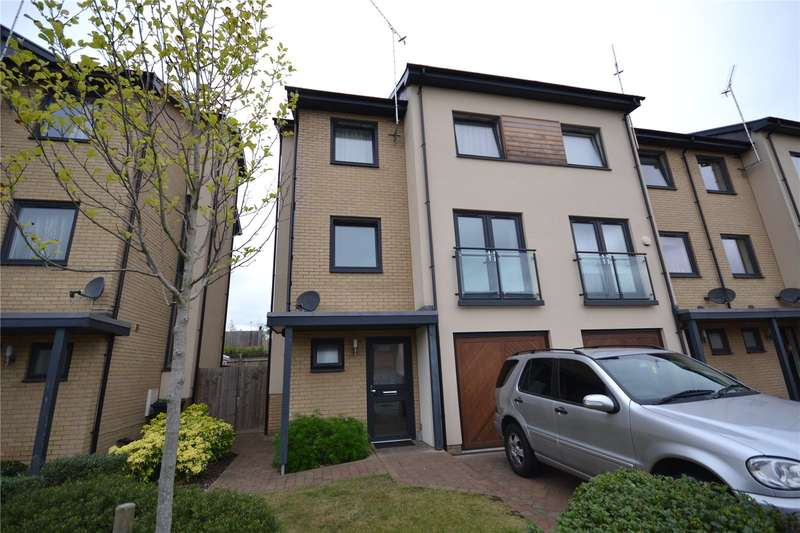 3 Bedrooms End Of Terrace House for sale in Morphou Road, Mill Hill, London, NW7