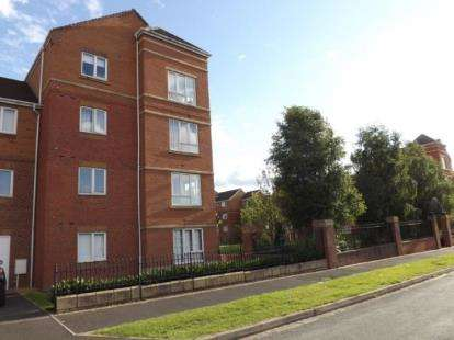 2 Bedrooms Flat for sale in Essington Way, Wolverhampton, West Midlands