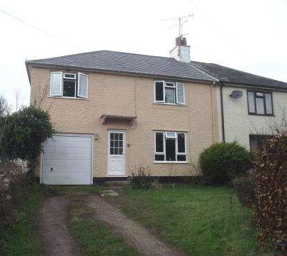 4 Bedrooms Semi Detached House for sale in Membury, Axminster, Devon