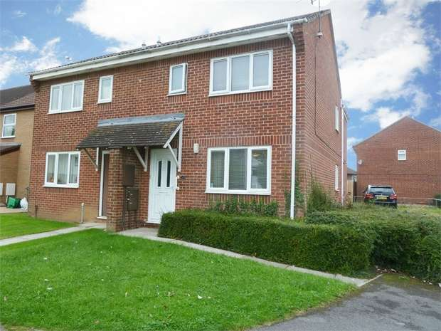 4 Bedrooms Semi Detached House for sale in Tetbury Close, Little Stoke, Bristol, Gloucestershire