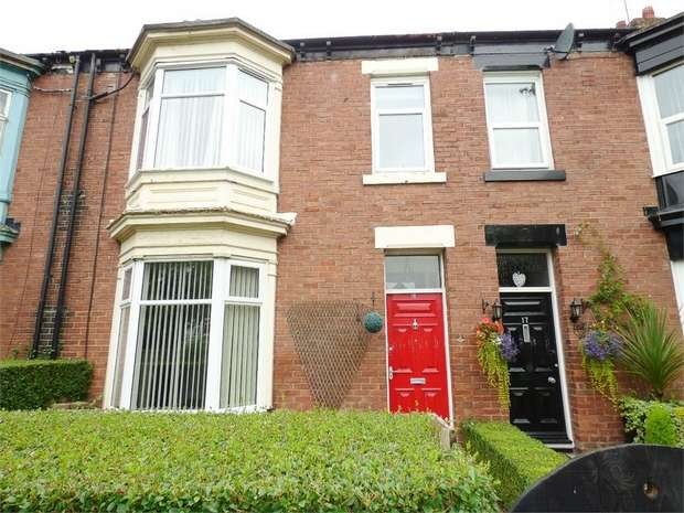 4 Bedrooms Terraced House for sale in Hunter Terrace, Sunderland, Tyne and Wear