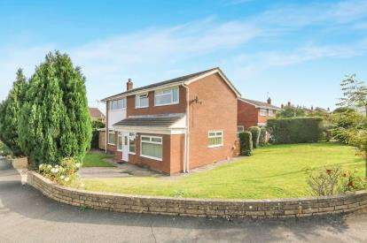 4 Bedrooms Detached House for sale in Bron Wern, Llanddulas, Abergele, Conwy, LL22