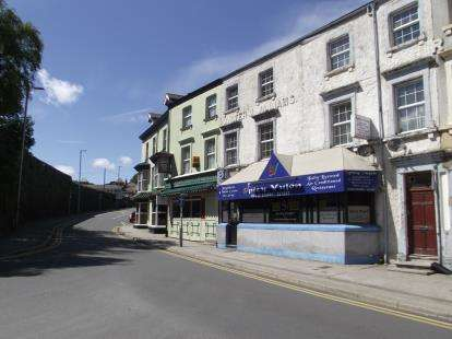 5 Bedrooms Maisonette Flat for sale in Swift Buildings, High Street, Bangor, Gwynedd, LL57