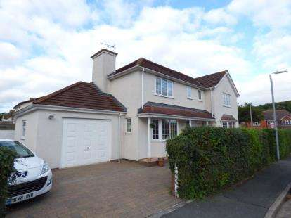 4 Bedrooms Detached House for sale in Dol Hudol, Llandudno Junction, Conwy, LL31