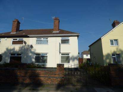 House for sale in Long Lane, Liverpool, Merseyside, Uk, L19