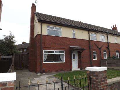 3 Bedrooms Semi Detached House for sale in Edward Street, Haydock, St. Helens, Merseyside, WA11