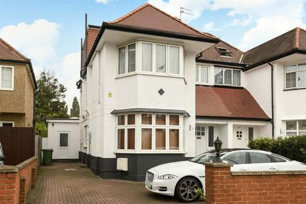 6 Bedrooms Semi Detached House for sale in Mount Pleasant Road, Kensal Rise, London