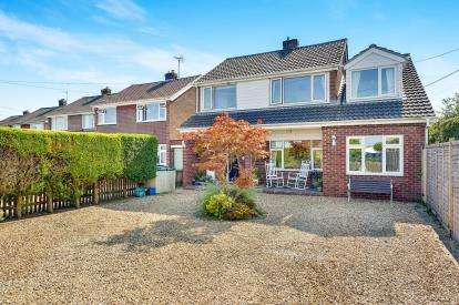 4 Bedrooms Detached House for sale in Crawley Road, Cranfield, Bedford, Bedfordshire