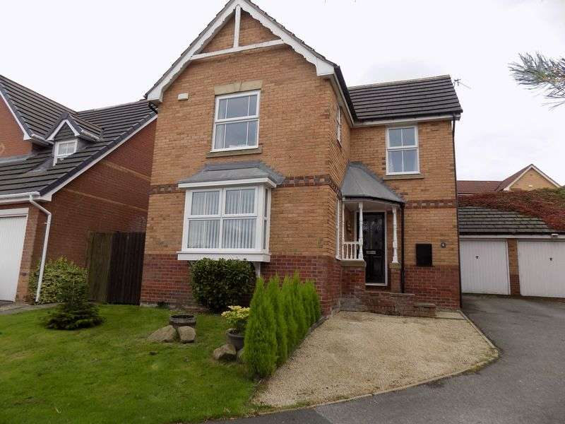 3 Bedrooms Detached House for sale in Lower House Close, Cote Farm, Thackley, Bradford BD10 8WG