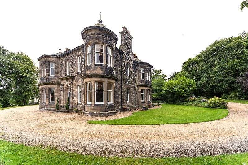 4 Bedrooms Detached House for sale in Rosyth House, 51 Grahamsdyke Road, Bo'ness