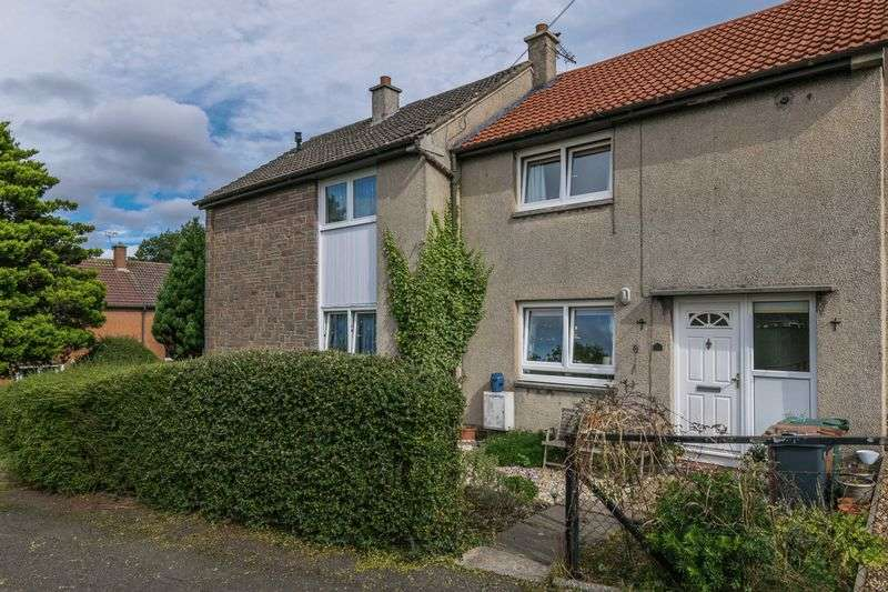 2 Bedrooms Terraced House for sale in 51 Hillwood Terrace, Ratho Station, Edinburgh, EH28 8QA