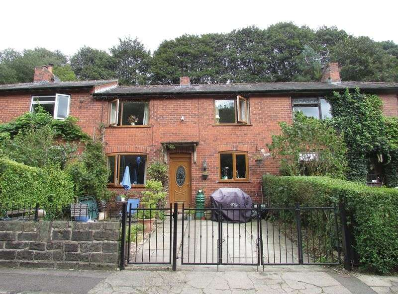4 Bedrooms Terraced House for sale in Eaves Avenue, Hebden Bridge