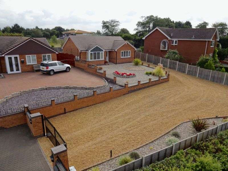 3 Bedrooms Detached Bungalow for sale in Brockton Place, Stourport-On-Severn DY13 0LE