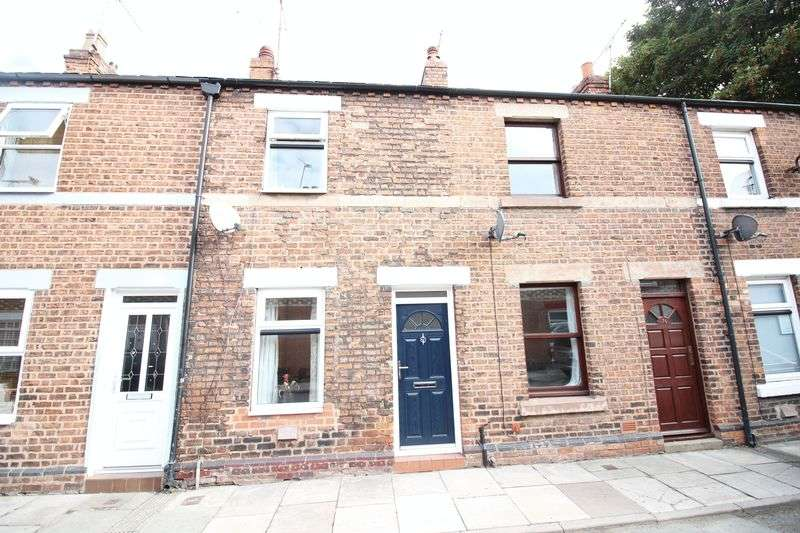 2 Bedrooms Terraced House for sale in Phillip Street, Hoole, Chester
