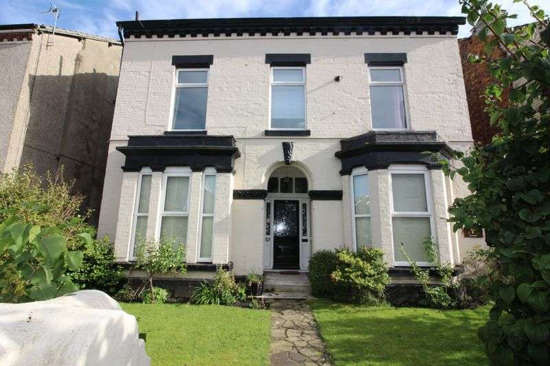 2 Bedrooms Flat for sale in Rossett Road, Liverpool