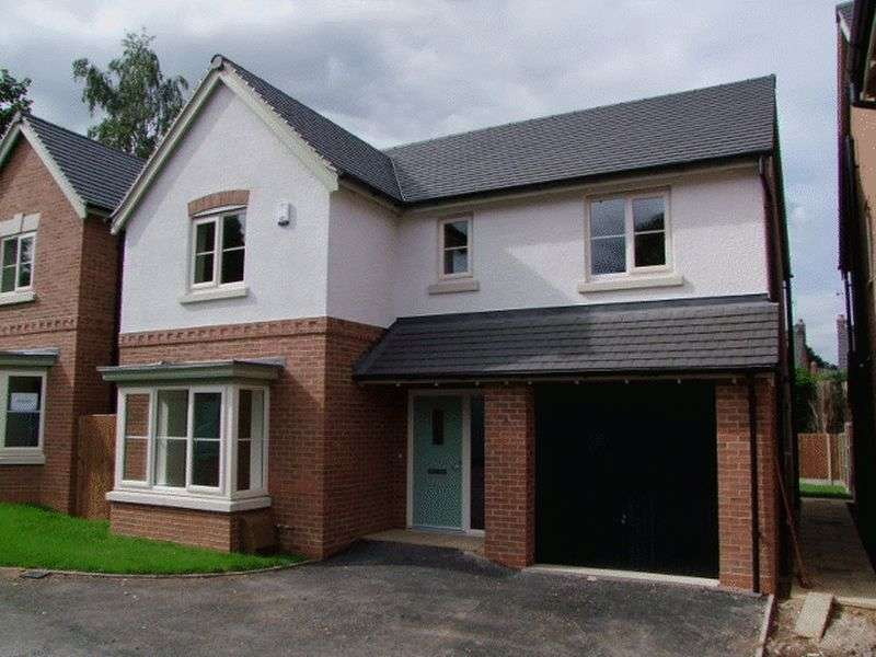 4 Bedrooms Detached House for sale in Scalpcliffe Road, Stapenhill