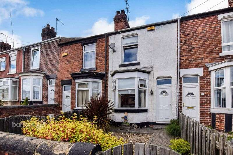 2 Bedrooms Terraced House for sale in Queen Street, Swinton
