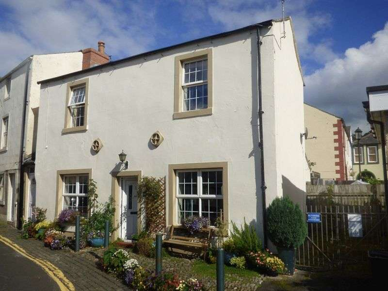 2 Bedrooms Terraced House for sale in Low Cross Street, CA8 1NP
