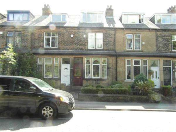 4 Bedrooms Terraced House for sale in Wibsey Park Avenue, Wibsey, Bradford