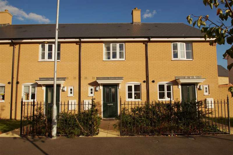 2 Bedrooms Terraced House for sale in Hooper Avenue, Colchester