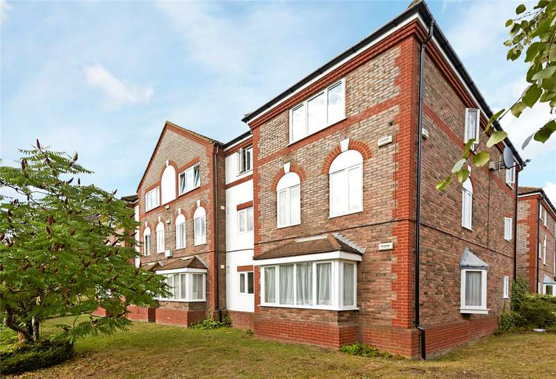 1 Bedroom Flat for sale in Rembrandt Court, Kingston Road, Stoneleigh, Surrey, KT19
