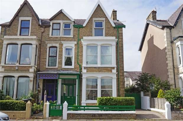 6 Bedrooms Semi Detached House for sale in Balmoral Road, Morecambe, Lancashire