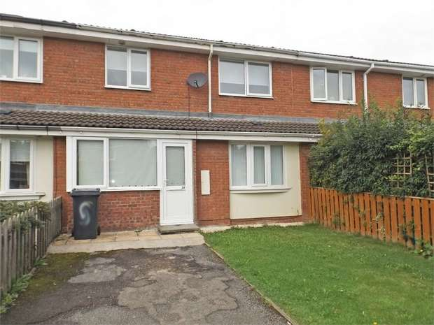 2 Bedrooms Terraced House for sale in Redmire Close, Darlington, Durham