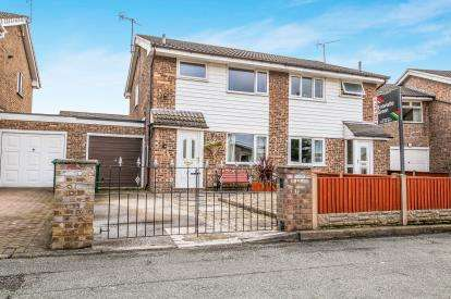 3 Bedrooms Semi Detached House for sale in Lime Grove, Elton, Chester, Cheshire, CH2