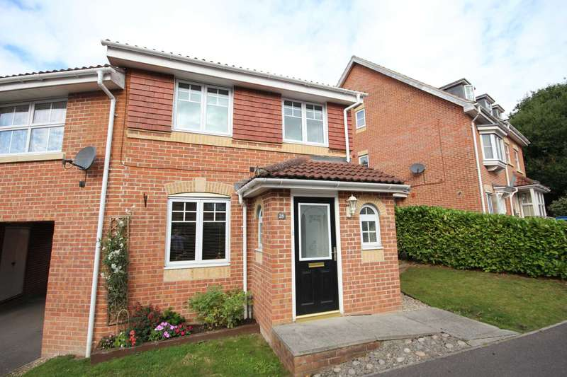 3 Bedrooms Semi Detached House for sale in Hollerith Rise, Bracknell