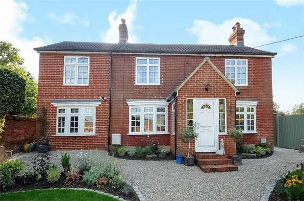 4 Bedrooms Cottage House for sale in Curdridge, Southampton, Hampshire