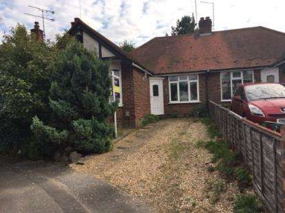 4 Bedrooms Bungalow for sale in St. Lukes Close, Luton, Bedfordshire
