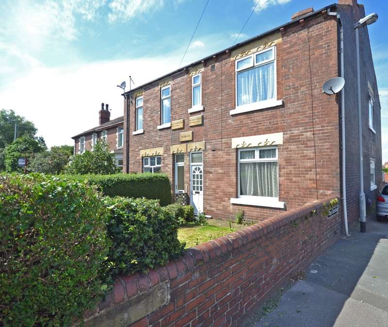 4 Bedrooms Semi Detached House for sale in Cow Lane, Ryhill, Wakefield