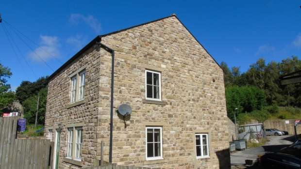 4 Bedrooms Detached House for sale in Woodcote Fold Goose Eye Oakworth Keighley