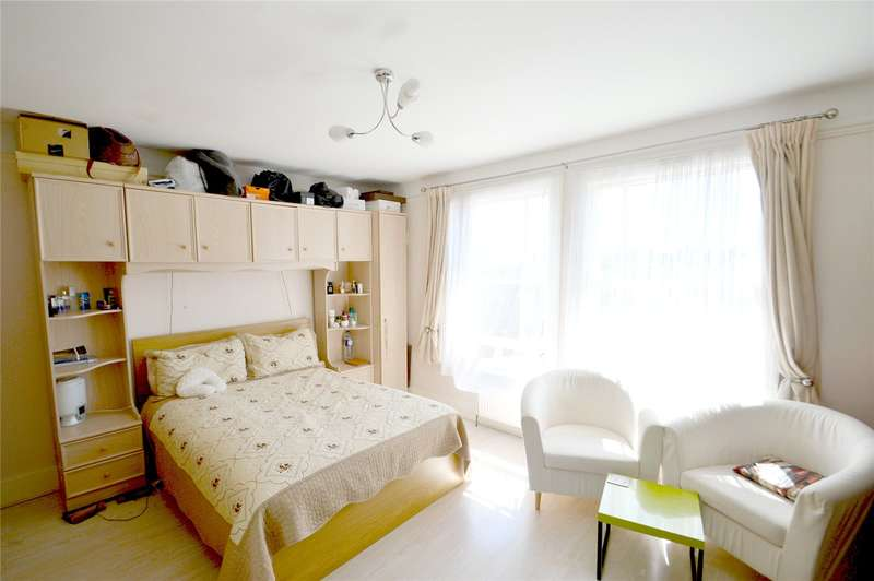 1 Bedroom Apartment Flat for sale in St. James's Lodge, 69 Lower Addiscombe Road, Croydon