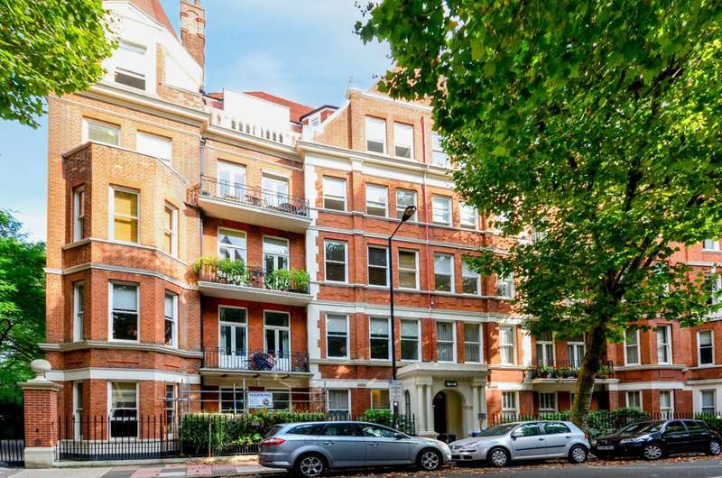 4 Bedrooms Flat for sale in Fitzgeorge Avenue, West Kensington, W14