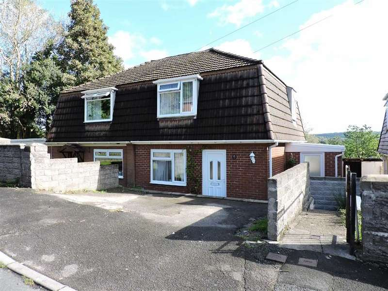 2 Bedrooms Property for sale in Lon Heddwch, Craig Cefn Parc