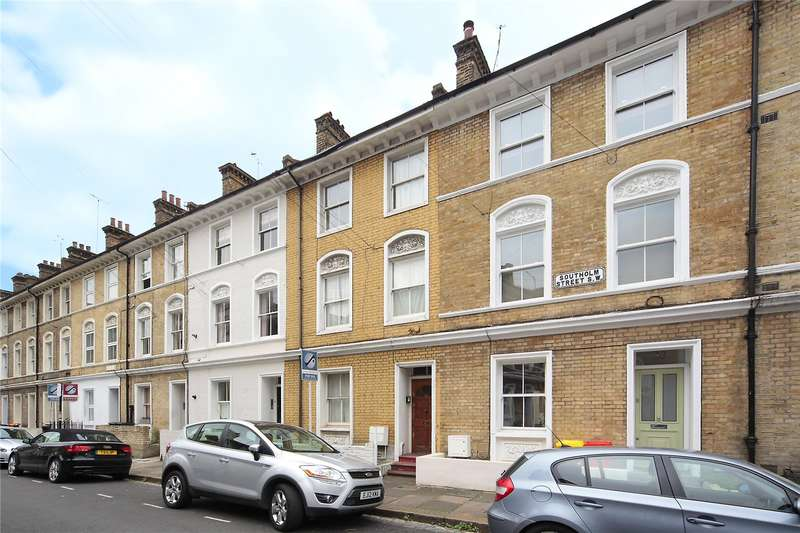 4 Bedrooms Terraced House for sale in Southolm Street, Battersea Park, London, SW11