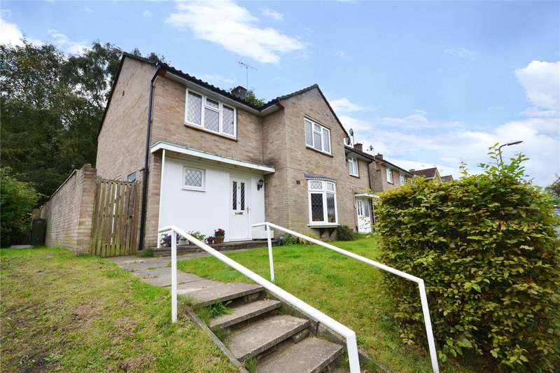 4 Bedrooms End Of Terrace House for sale in Manston Drive, Bracknell, Berkshire, RG12