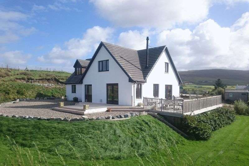 4 Bedrooms Detached House for sale in Earlish, Portree