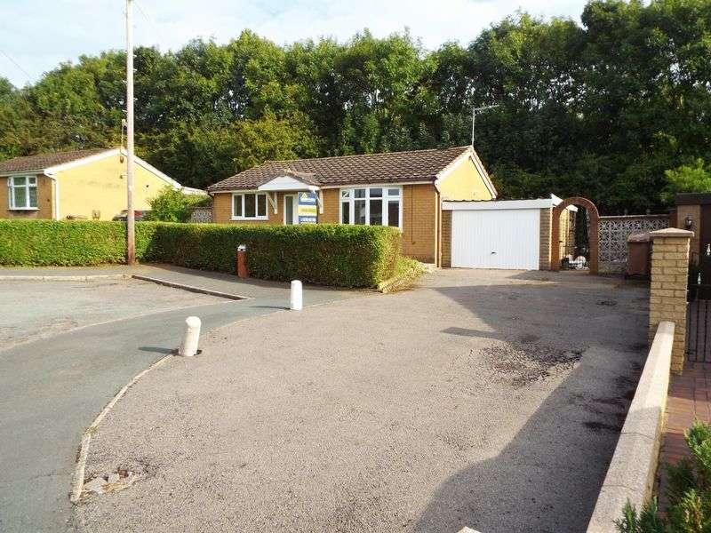 2 Bedrooms Detached Bungalow for sale in Gardiner Drive, Longton, Stoke-On-Trent