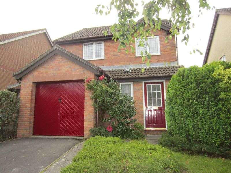 3 Bedrooms Detached House for sale in Heol Collen Parc Y Gwenfo Cardiff CF5 5TX