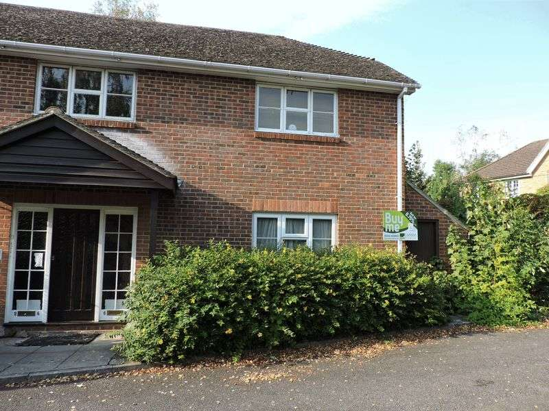 1 Bedroom Flat for sale in Longacre Rise, Chineham, Basingstoke