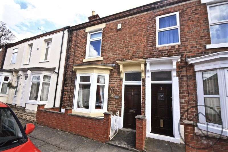 2 Bedrooms Terraced House for sale in Grass Street, Darlington